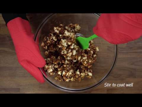 How to Make: Sea Salt Caramel Popcorn