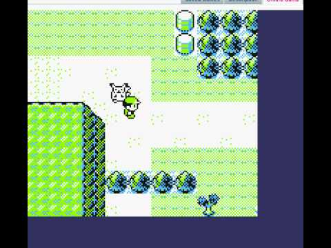 Pokemon yellow gameplay ep. 3: the old guy finally moves!