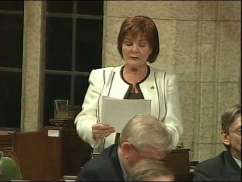 Irene Introduces Made In Canada Legislation