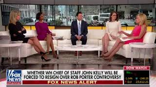 Fox News Host Tries To Make Rob Porter Scandal About Obama