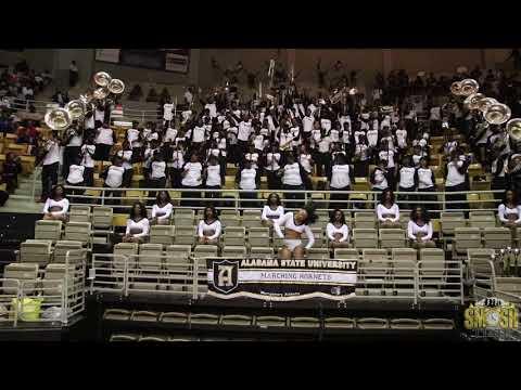 Alabama State + Stingettes