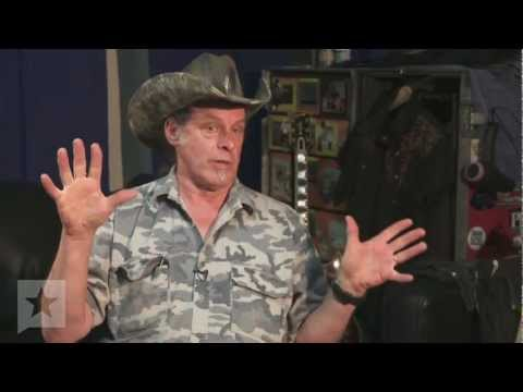 Video: Ted Nugent on the Trayvon Martin Case and the Stand Your Ground Law