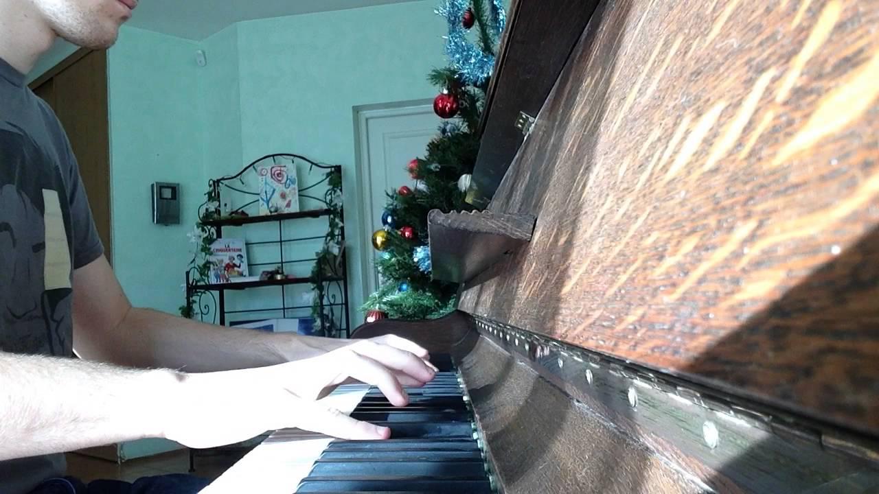 Contact (Redux) - Trocadero (Piano Cover)