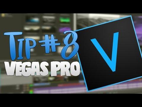 VEGAS PRO 15 : Instant Organization  // Vegas Pro Tip #8