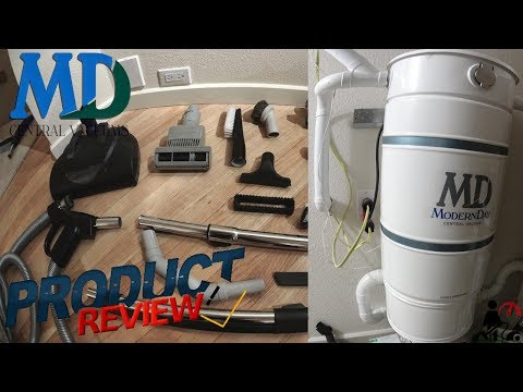 The perfect vacuum cleaner (MD Central Vacuum)