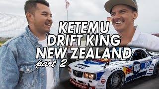 Tempat Balap Tergokil di New Zealand - Road Trip Part 2 | Rifat Sungkar