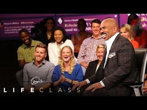 Ask Steve Harvey: Asking Him If We're In a Relationship | Oprah's Lifeclass | Oprah Winfrey Network