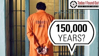 What is the Longest Possible Prison Sentence for a Single Crime?