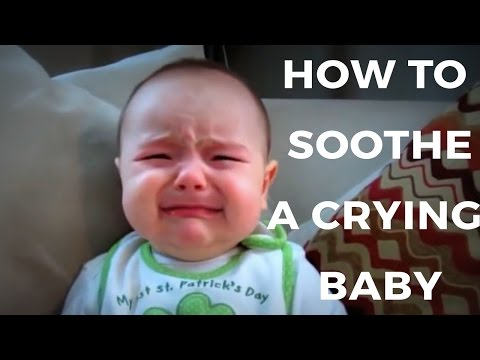How to Soothe a Crying Baby | Babygogo