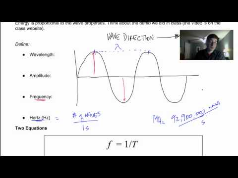 Calculating Wave Energy
