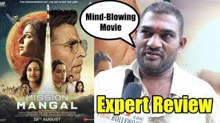 Mission Mangal EXPERT Review   Akshay Kumar, Vidya Balan, Nitya Menon
