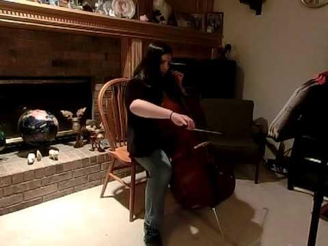 A few beginner cello pieces
