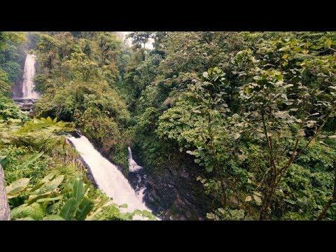 McCourt in Costa Rica