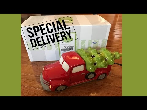 Scentsy's Special Delivery