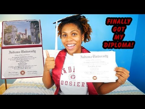 How I Almost Didn't Get My Diploma + My College Experience! (Tips and My Biggest Secret)