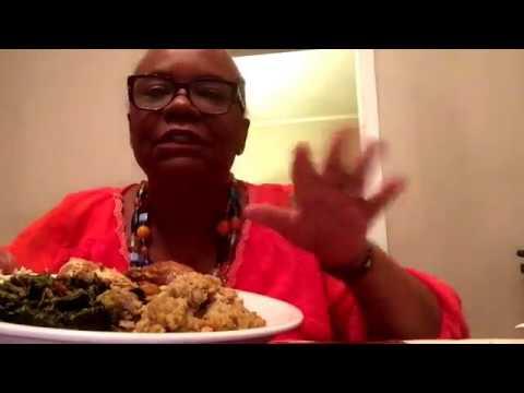 Soul Food Sunday | CHICKEN AND CORNBREAD DRESSING MUKBANG