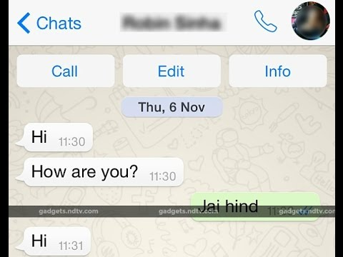 WhatsApp for Android now allows all users to make voice calls, iOS coming soon