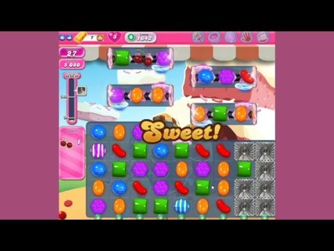Candy Crush Saga - Level 1642  - no boosters