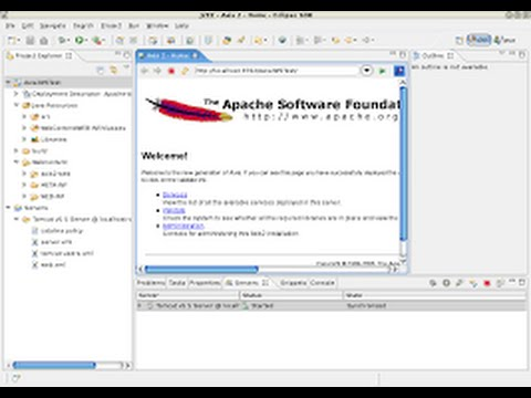 Axis2 Example in Soap(Web Services) in Eclipse Detailed