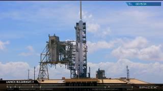 BulgariaSat-1 Launch Webcast