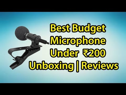 Generic E_57000455 | Best Budget Microphone | Unboxing | Reviews