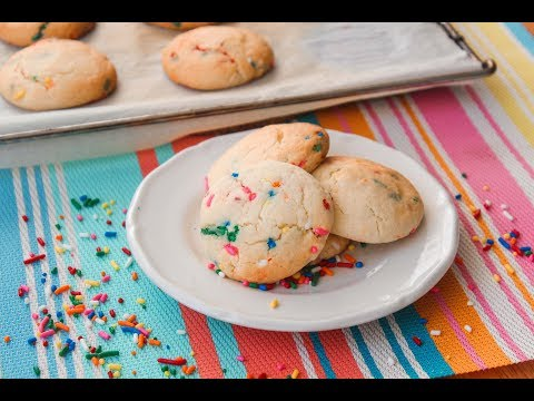How To Make CAKE MIX COOKIES || 3 INGREDIENTS ONLY!!