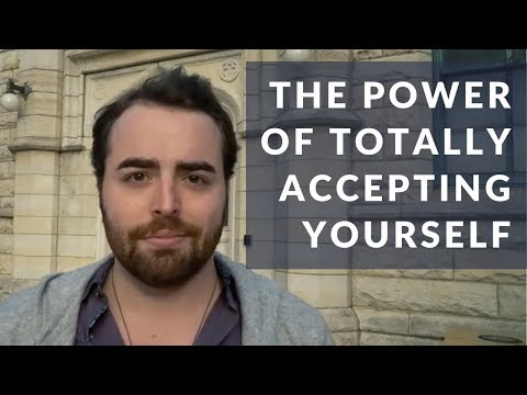 The Power Of Totally Accepting Yourself - Anthony Gucciardi