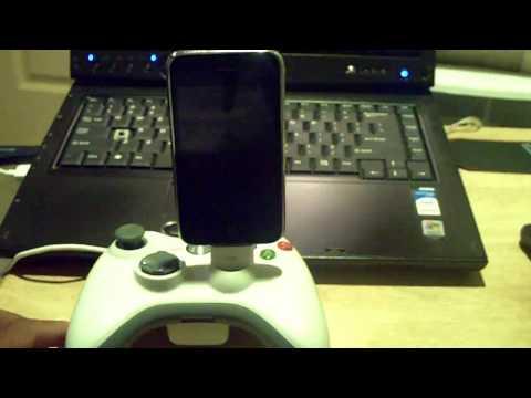Custom iPhone/iPod Dock/Stand: Apple...Meet Microsoft