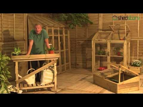 Grow-Plus Greenhouses and Cold Frames