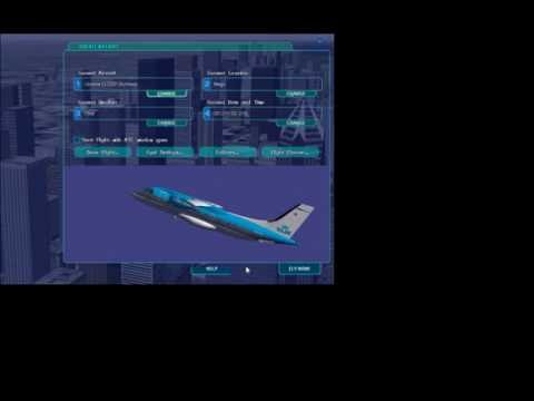 How to download and install airplanes for FS2004 2014