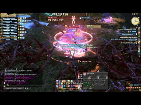 FFXIV A Realm Reborn: The Second Coil of Bahamut Turn 1 (Turn 6)