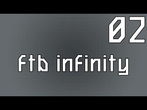 FTB Infinity EP02 - Tinker's Smeltery