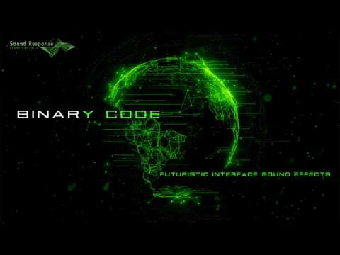 Binary Code - High Tech Interface Sound Effects