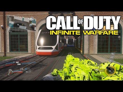 Giving Away Beta codes - Infinite Warfare Beta Stream! Day 2