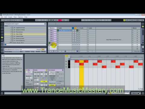 How to Create Trance Rolling Basslines (Part 2)