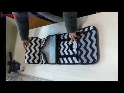 OEM Baby changing mat, foldable baby diaper changing bag from China