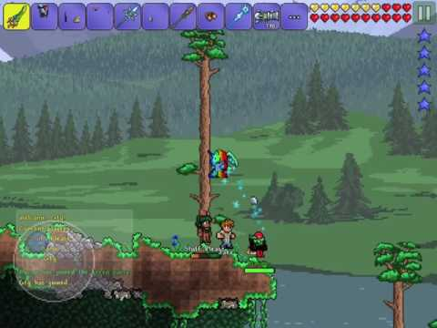 How to play with other players in terraria