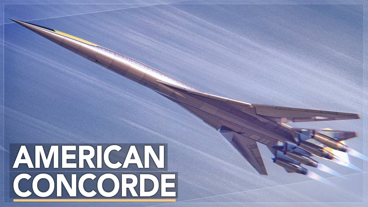 Why You Never Got to Fly The American Concorde: The 2707 SST Story