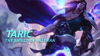 Taric: Champion Spotlight | Gameplay - League of Legends