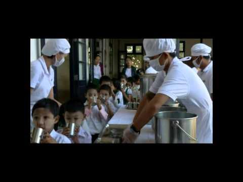 Myanmar School Milk