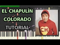 El Chapulín Colorado | Synthesia Piano Tutorial