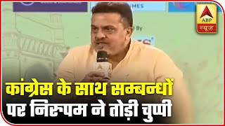 I Won't Leave Congress: Sanjay Nirupam | Full interview With Dibang | ABP News