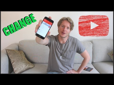 How To Change Youtube Profile Picture On Phone with iPhone Or Android 2017