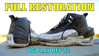 OG PLAYOFF 12 FULL RESTORATION!!
