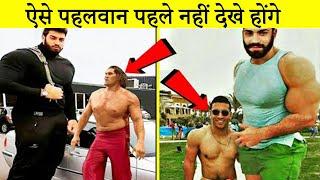 इस भारतीय बॉडीबिल्डर की बॉडी से विदेशी भी घबरा रहे हैं TOP 5 INDIAN BODYBUILDERS