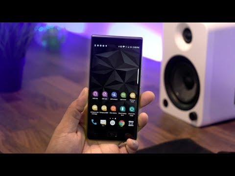 BlackBerry Motion Review // Is this phone needed in 2018?