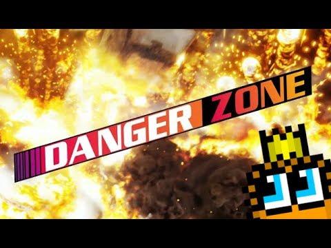 Danger Zone PS4 Gameplay