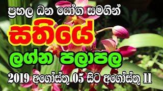 2019 Sinhala Aluth Aurudu Lagna Palapala | ඉරණම සිංහල