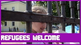 Refugees Welcome | Act NOW | Traiskirchen 2015