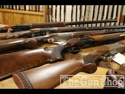 The Gun Shop's Top 5 Shotguns for Sporting Clays - Vidly xyz